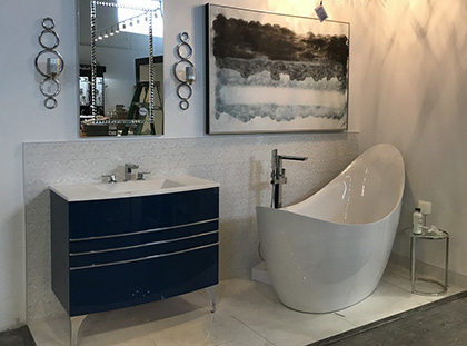 My Favourite Things: Fleurco Crescent Petite Freestanding Bathtub