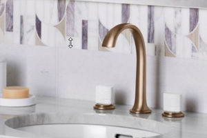 robern single control faucet